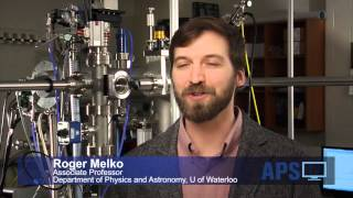 Quantum Matters: University of Waterloo Department of Physics & Astronomy