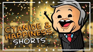 The Acceptance Speech - Cyanide & Happiness Shorts