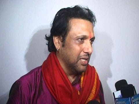 Govinda's message on Ganesh Chathurthi