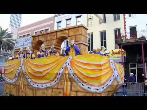 Mardi Gras Parades 2012