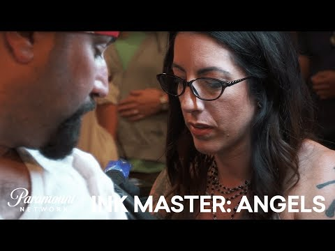 Steel City Showdown: Tattoo Face Off | Ink Master: Angels (Season 1)