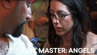 Steel City Showdown Tattoo Face Off Ink Master Angels Season 1