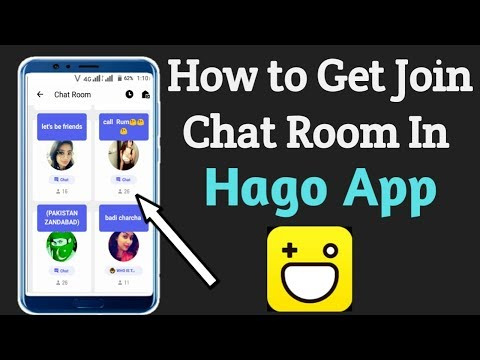 How To Join Chat Room In Hago App ! In Hindi ! Step By Step ! Voice Chatting With Girls