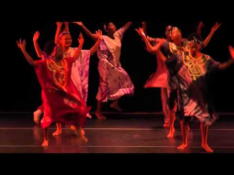 The Evolution of African American History through Dance and Spoken Word 2016