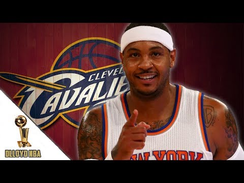 Carmelo Anthony Adds Cleveland Cavaliers and OKC Thunder To Teams He Will Accept An Trade From!!!
