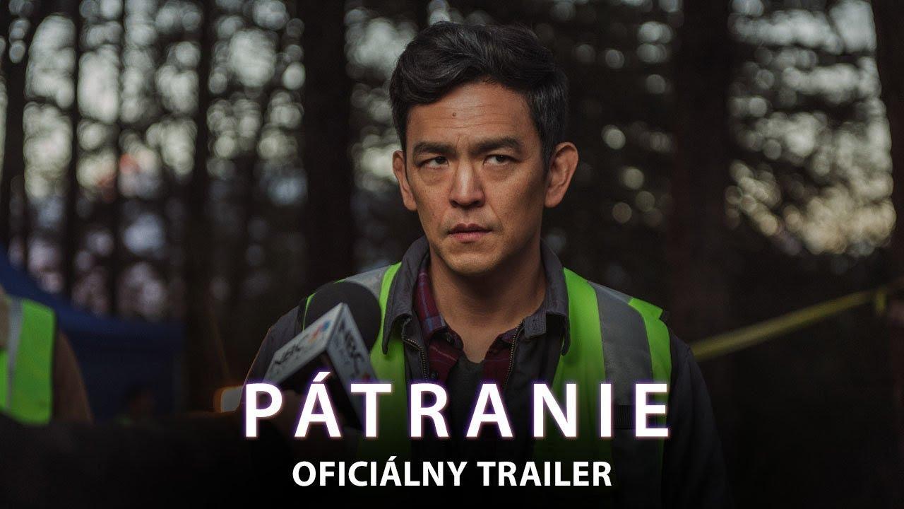 PÁTRANIE (trailer) - nový thriller v kinách už na jeseň