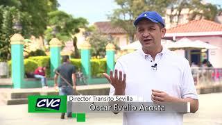 Sevilla Sin carro Ni moto - Cuentos Verdes 14 de diciembre de 2018