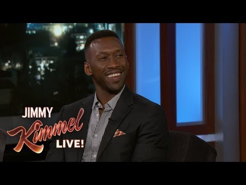 Mahershala Ali on Golden Globe Win