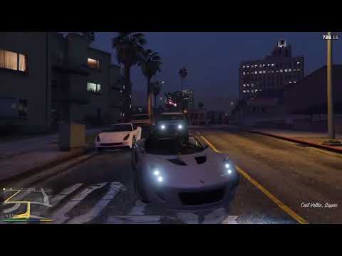 Grand Theft Auto V Fun on the Stock exchange with Franklin