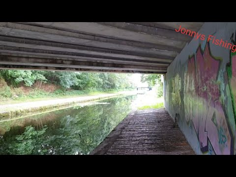 Fishing Birmingham Canals For Pike And Perch (ep1 Part 1)