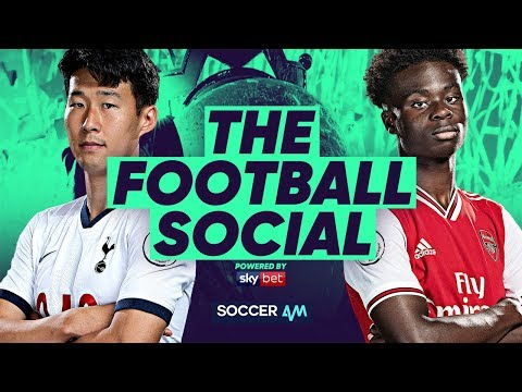 Live - Premier League Watchalong - Tottenham vs Arsenal - North London Derby