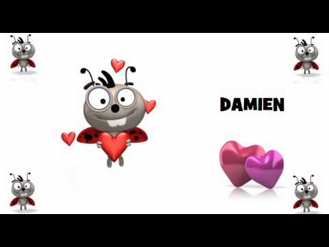 Joyeux Anniversaire Damien Youtube