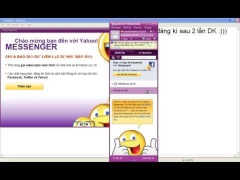 Đăng Kí Yahoo ( Mail ) Cực Nhanh :)))