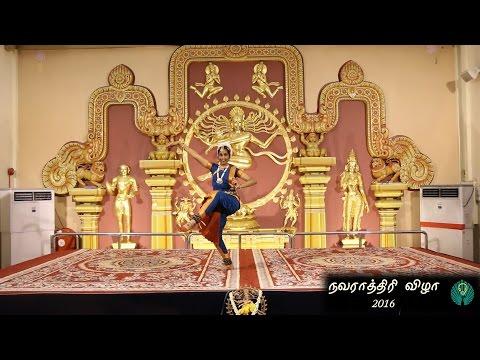 Global Indian International School, Dance, Navarathiri @ STT, Singapore