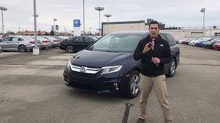 2019 Honda Odyssey EX presented by Jeremy Rees of Victory Honda in Muncie Indiana
