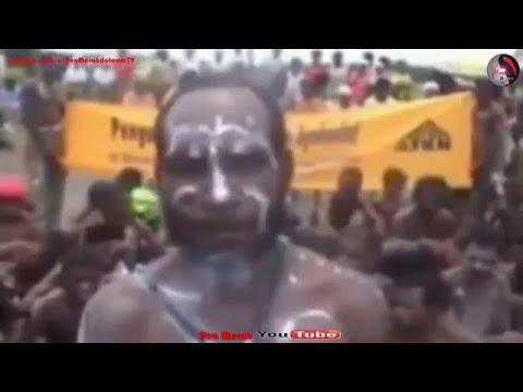 Allahuakbar!! 6 Ribu Rakyat Papua Ucap Syahadah Masuk Islam (6,000 Papua New Guinean Embraced Islam)