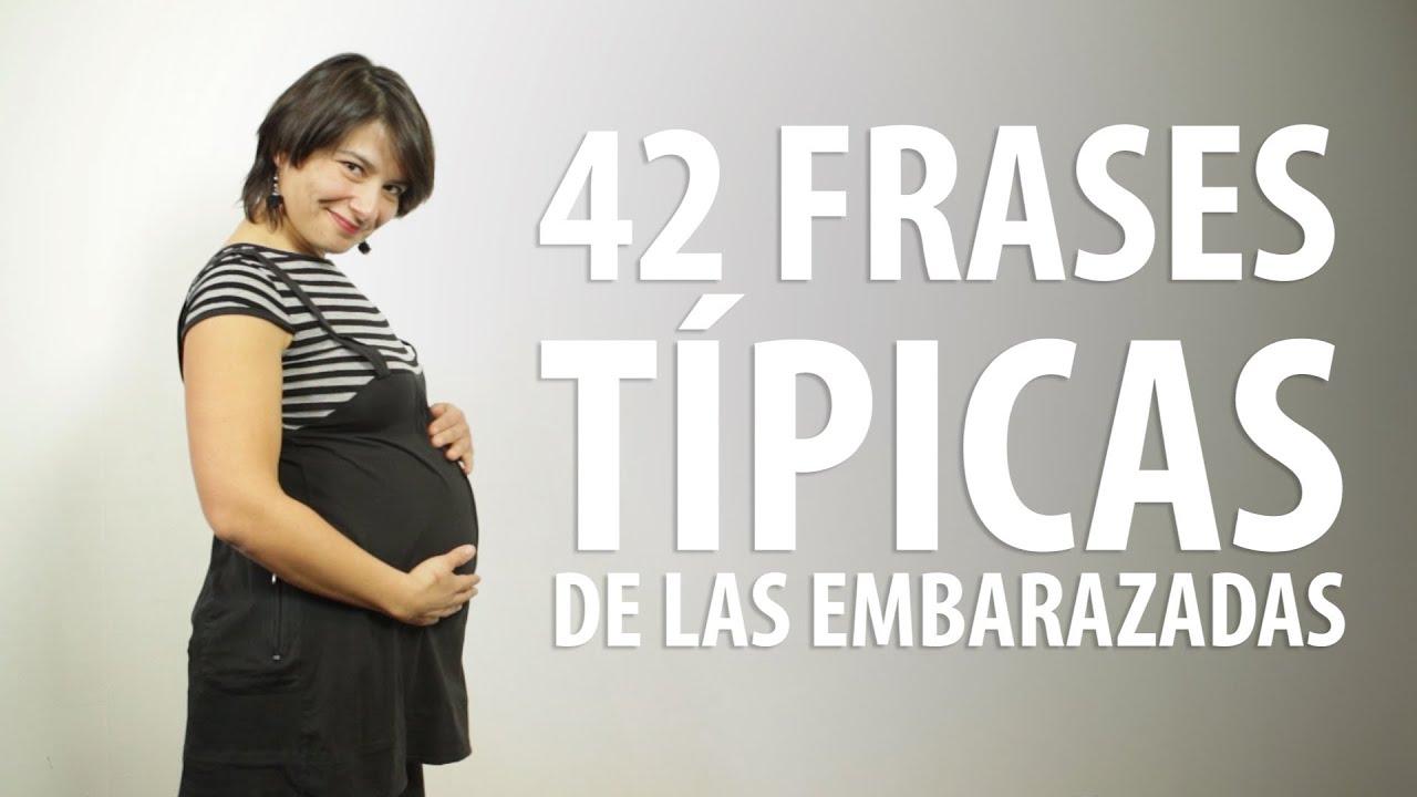 42 Frases Típicas De Las Embarazadas