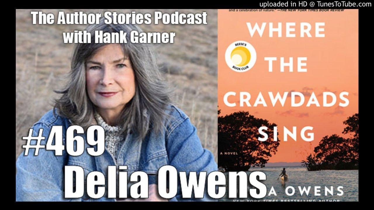 """Delia Owens on """"Where the Crawdads Sing"""""""