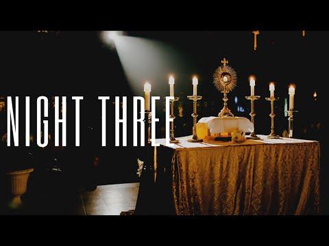 Pray, Hope, Don't Worry   Pandemic Parish Mission   Night Three
