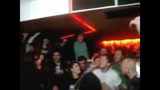 Pure Love - Riot song- Electric Circus- Edinburgh