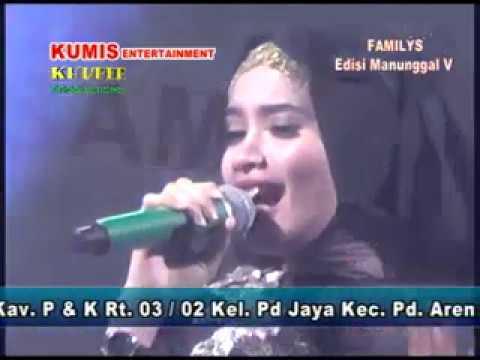 Sampai Kapankah  Yusnia Zebro Familys Perigi Live 23 Agustus ' 17 by khuple
