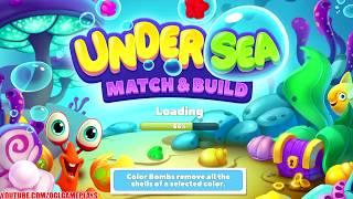 Undersea Match & Build