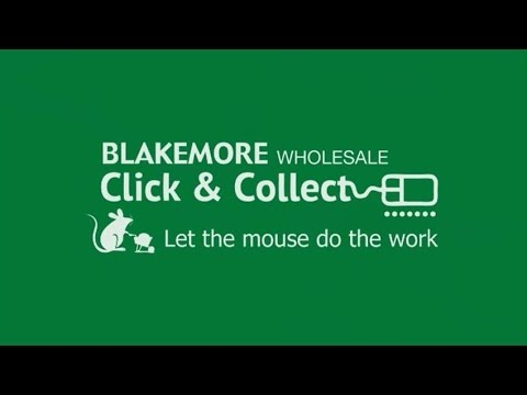 Click & Collect from Blakemore Wholesale
