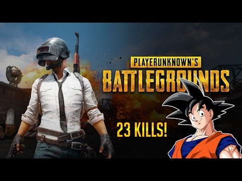 TO ATIRANDO NO GOKU! | PUB (23 KILLS)