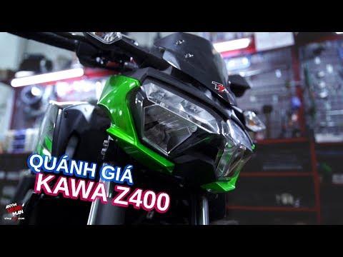 Đánh giá và trải nghiệm PKL Kawasaki Z400 | Naked 400cc tốt nhất hiện nay