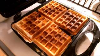 French Toast Waffles ...and Shoutout's