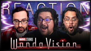 Marvel Studios' WandaVision 1x07 Reaction and Theories - Breaking the Fourth Wall