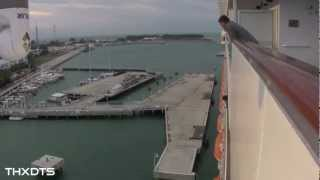 Carnival Valor Caribbean Cruise January, 2012 HD 1080p 3 of ??