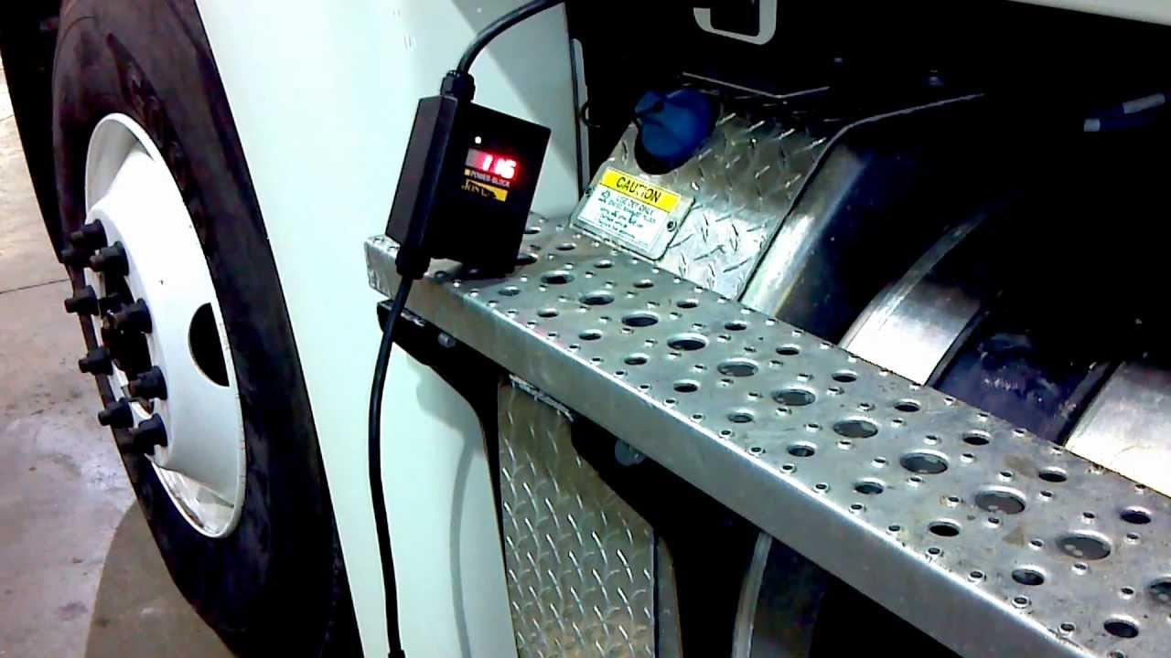 2003 Isuzu Npr Wiring Diagram The Power Block Diesel Engine Block Heater Tester And