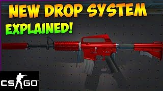 CS GO - How to Get Drops After Bloodhound Update! (New CSGO Skins Drop System Explained)