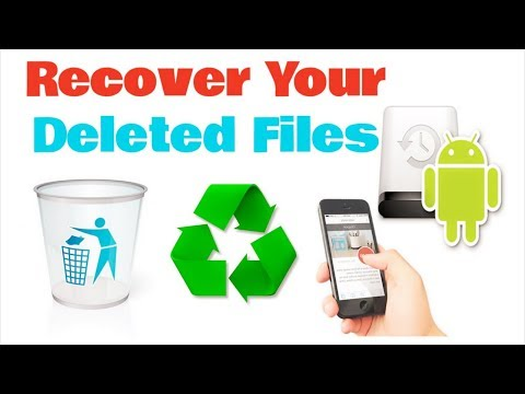 Android Data Recovery-How To Recover Deleted Files From Android