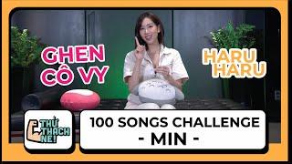 Min người chơi 'não cá vàng' nhất thử thách 100 bài HIT | Yeah1 Show