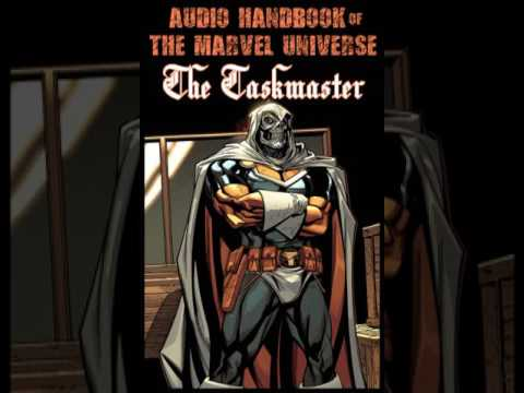 The Audio Handbook Of The Marvel Universe Ep.9: The Taskmaster  (made with Podbean)