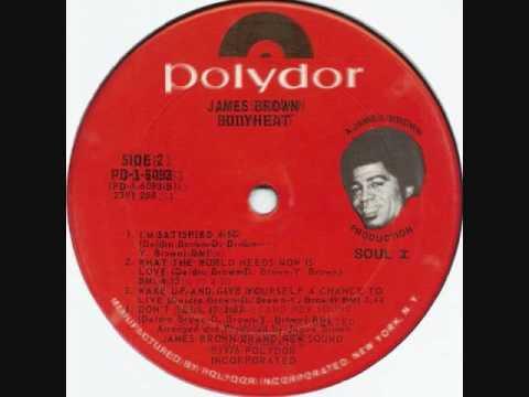 Download James Brown Rare Full Length Version - Bodyheat