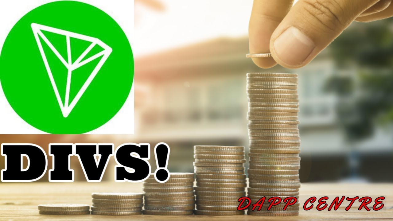 Tron Dividends, How to get rich of compound interest and 20$ Giveaway