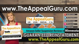Amazon Seller Suspension Reviews in Minnesota - Amazon Account Suspended How to Get it Back