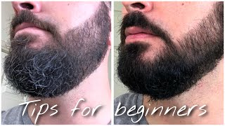 How To APPLY BEĄRD DYE - Just For Men Beard and Mustache For Beginners