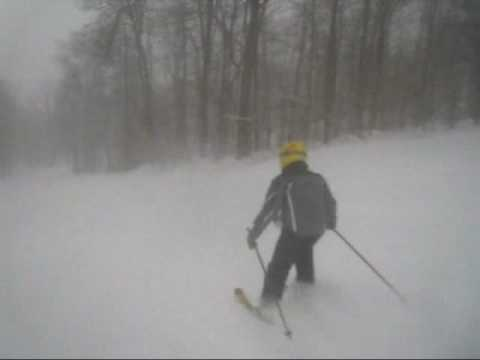 Skiing at Gore Mountain