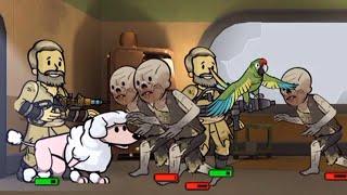 Fallout Shelter - Мега Обнова! ШОК