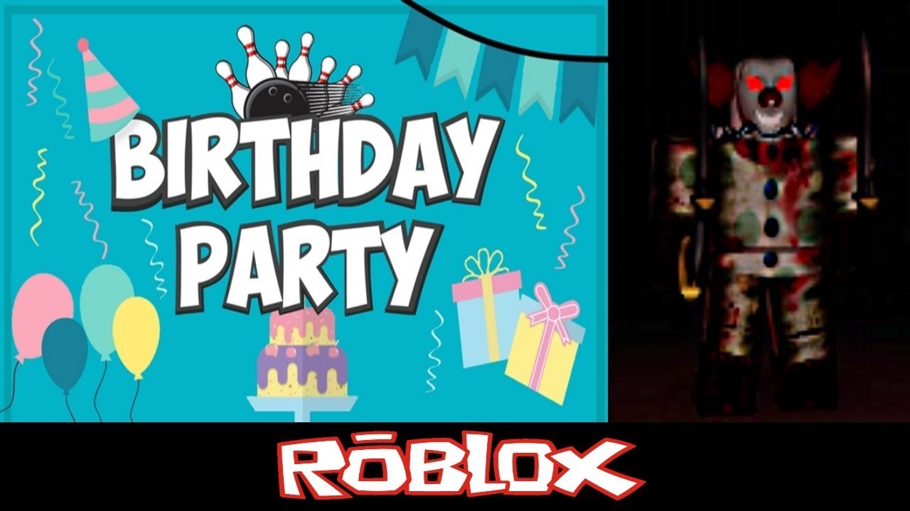 The Nightmare Elevator By Bigpower1017 Roblox Youtube - Birthday Party By Teamshady Roblox Youtube