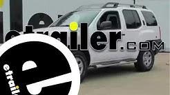 etrailer   Michelin Stealth Ultra Wiper Blades Installation - 2012 Nissan Xterra