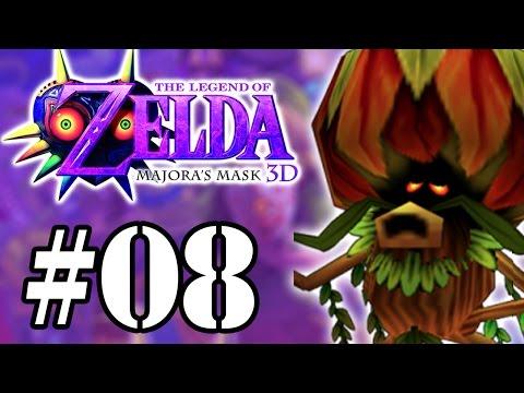 Let's Play: Zelda Majora's Mask 3D - Parte 8