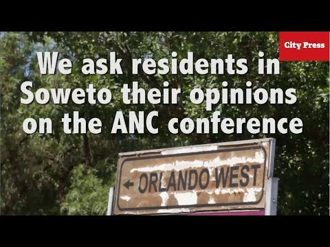 Who will be the incoming ANC president? Here's what the people had to say