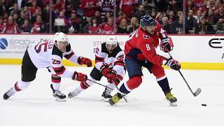 NHL Playoffs | Columbus Blue Jackets vs Washington Capitals | Series Preview & Pick