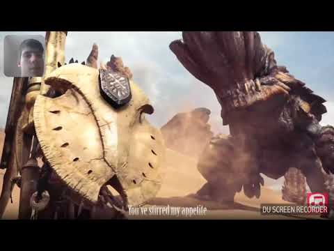 Reaction to Monster Hunter World Rap by JT Music
