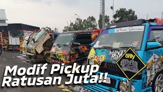 PAMERAN MODIFIKASI MOBIL PICK UP